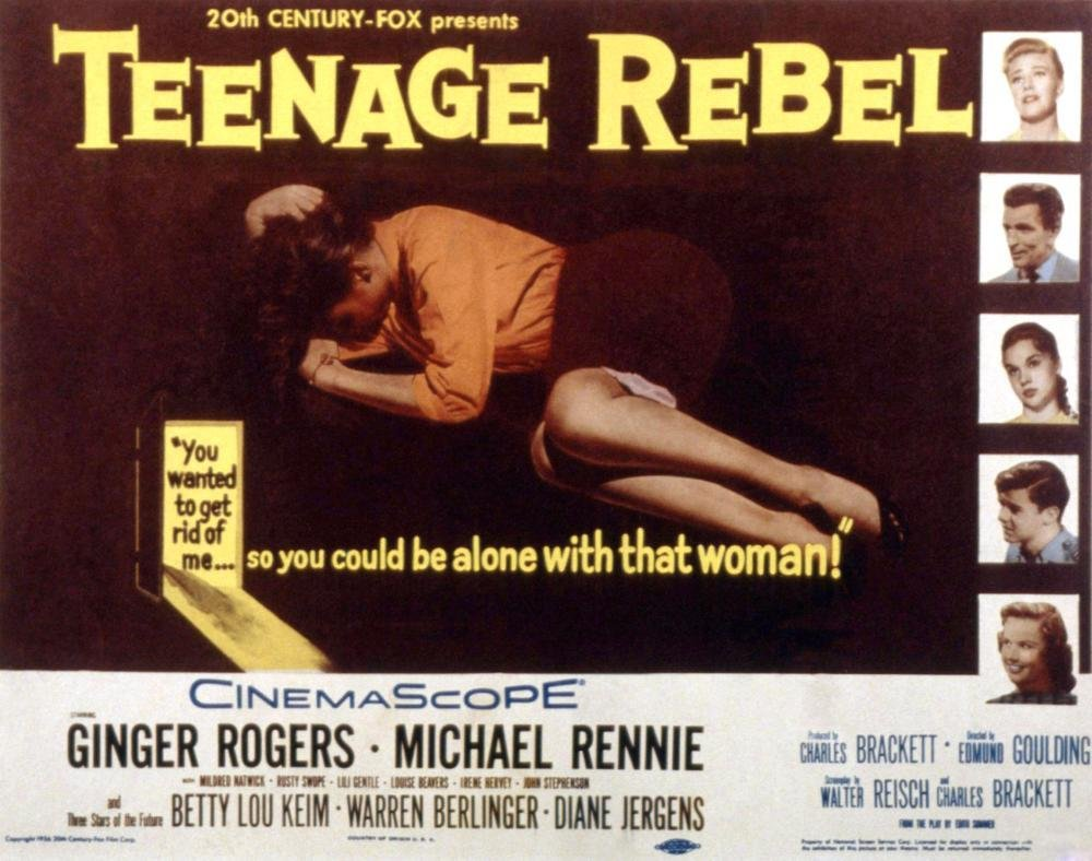 Teenage Rebel