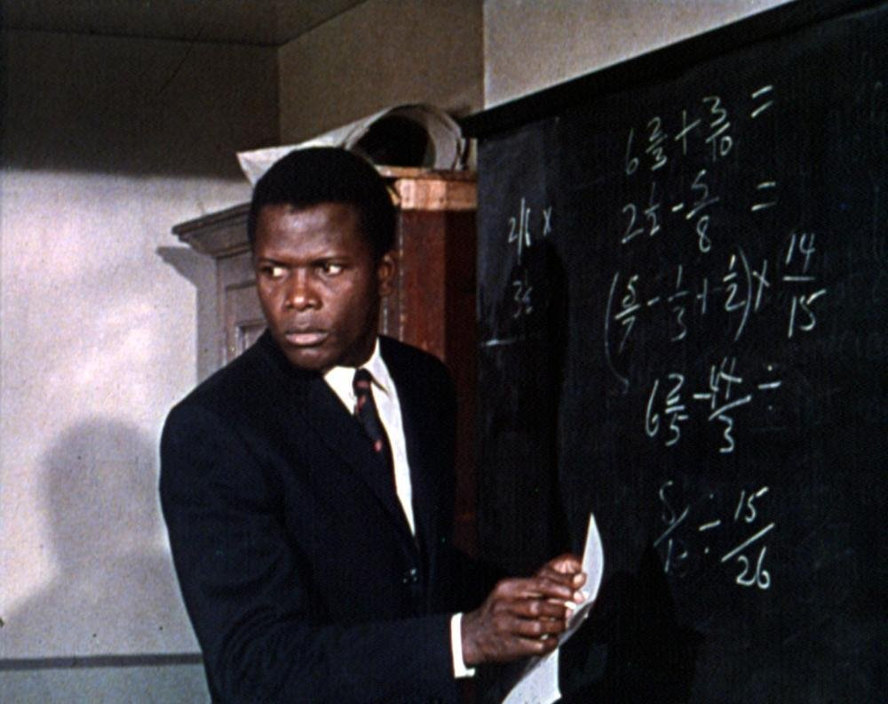 Sidney Poitier Sir with Love