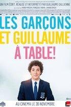 garçons et Guillaume, à table !