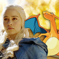 Daenerys, Game of Thrones, Pokemon