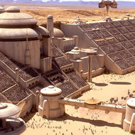Tatooine, Star Wars