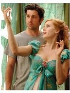Amy Adams and Patrick Dempsey star in Enchanted