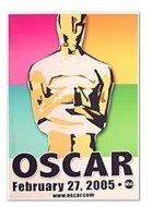 2005 Oscars Poster