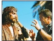 """""""The Passion of the Christ"""" Movie Stills: James Caviezel and Mel Gibson"""