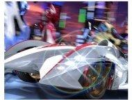 Speed Racer Movie Stills