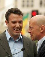 Ben Affleck and Bruce Willis