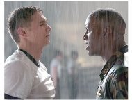 Annapolis Movie Stills: James Franco and Tyrese Gibson