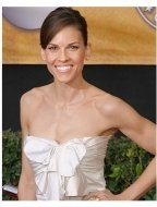 2006 SAG Awards Red Carpet: Hilary Swank