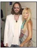 "Kate Hudson and husband Chris Robinson at the ""Le Divorce"" premiere"