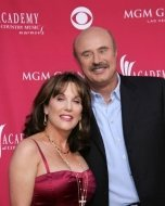 Dr. Phil McGraw and wife