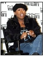 Missy Elliott at the MAC AIDS Fund VIVA Glam V  Campaign Launch