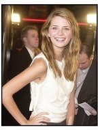 "Mischa Barton at ""The Last Samurai"" premiere"