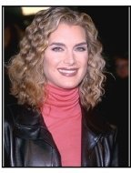 "Brooke Shields at the ""Magnolia"" premiere"