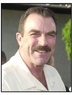 "Tom Selleck at the ""Open Range"" premiere"