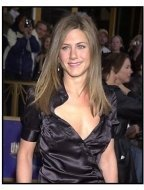 """Jennifer Aniston at the """"Bruce Almighty"""" premiere"""