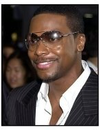 Chris Tucker at the Rush Hour 2 premiere