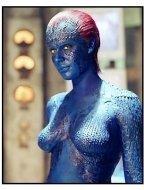 """X2: X-Men United""   Movie still: Rebecca Romijn-Stamos"