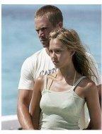 Into the Blue Movie Stills: Jessica Alba and Paul Walker