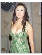 """Jennifer Tilly at """"The Haunted Mansion"""" Premiere"""