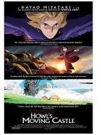 Howl's Moving Castle Movie Poster