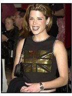 Neve Campbell at the Blow premiere