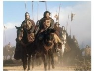 Kingdom of Heaven Movie Stills: Orlando Bloom