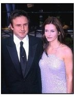 David Arquette and Courteney Cox Arquette at the 2000 Screen Actors Guild SAG Awards