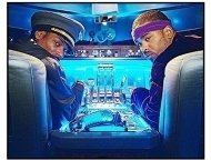 """Soul Plane"" Movie Still: Snoop Dogg and Method Man"