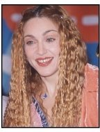 Madonna at the 11th Annual Kid's Choice Awards