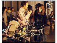 """Lost in Translation"" Movie Still: Lance Acord and Sofia Coppola"