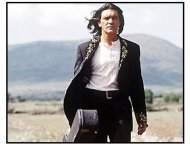 """Once Upon a Time in Mexico"" Movie Still: Antonio Banderas"