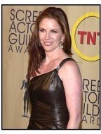 Melissa Gilbert backstage at the 2002 SAG Screen Actors Guild Awards