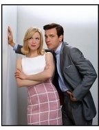 """Down with Love"" Movie Still: Ewan Mcgregor and Renée Zellweger"