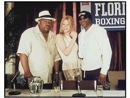 """Against the Ropes"" Movie Still"" Charles S. Dutton, Meg Ryan, Omar Epps"