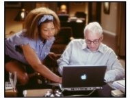 """Bringing Down the House"" Movie Still: Steve Martin and Queen Latifah"