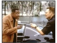 """National Security"": Movie Still: Martin Lawrence and Steve Zahn"