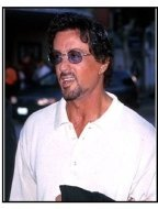 "Sylvester Stallone at the ""Deep Blue Sea 2"" Premiere"