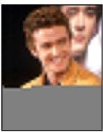 'N Sync member Justin Timberlake at the 'N Sync-MSN Press Conference