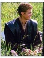 Star Wars: Episode II--Attack of the Clones movie still: Anakin smiling
