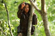 Amandla Stenberg, Rue Hunger Games