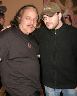 Ron Jeremy and Adam Rifkin