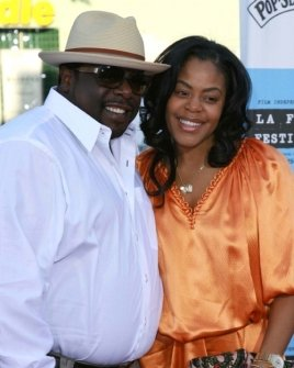 Cedric the Entertainer and guest