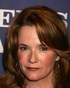 "Lea Thompson at the 15th Annual Alzheimer's Benefit ""A Night At Sardi's""."