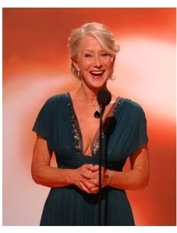 64th Annual Golden Globe Awards Telecast: Helen Mirren