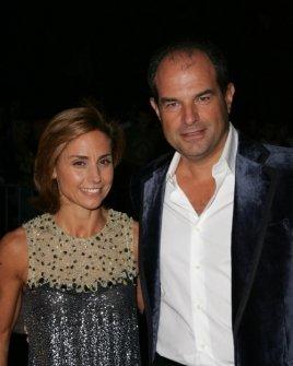 Massimo Ferragamo and friend