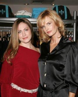 Abi Ferrin and Kylie Bax