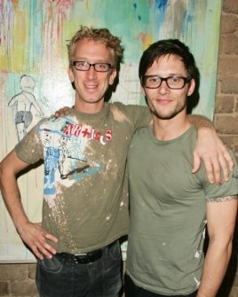 Andy Dick and Bryan Kirkwood