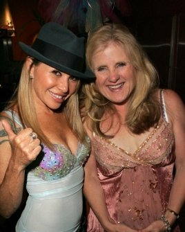 E.G. Daily and Nancy Cartwright