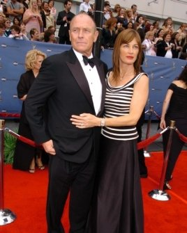 Corbin Bernsen and Amanda Pays