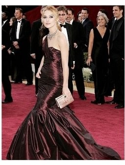78th Annual Academy Awards Red Carpet Photos:  Keira Knightley